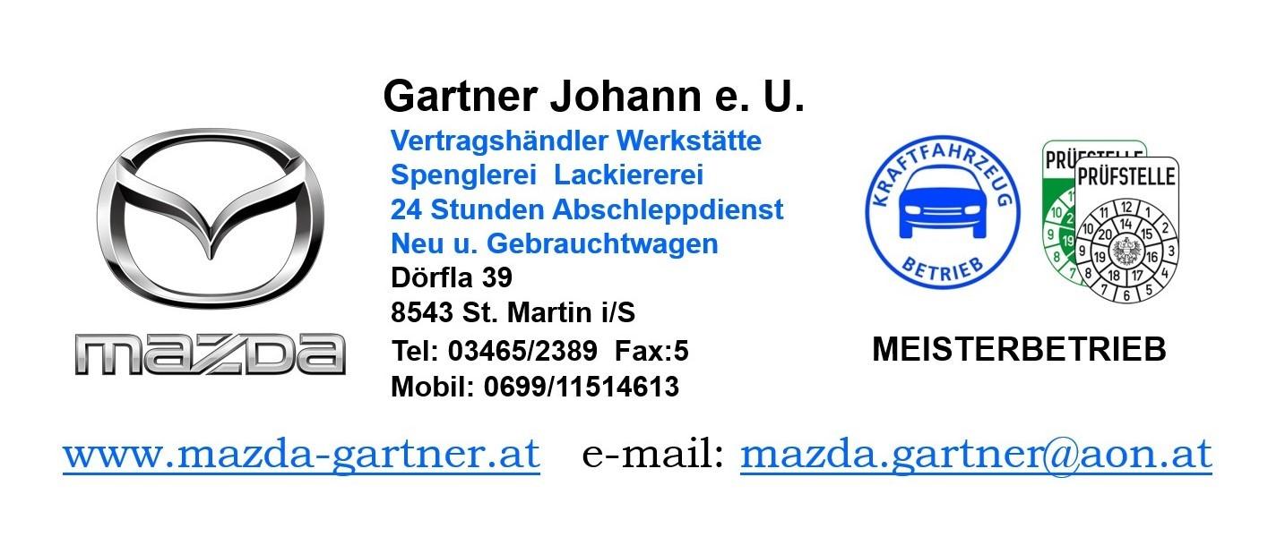 Logo Gartner Johann e.U.